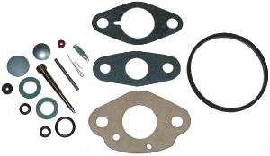 520-320-TE 208 Carburetor Kit (Universal Float Type Kit)