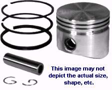 6741-KO 126 Std. Piston Assy Replaces 41 874 05