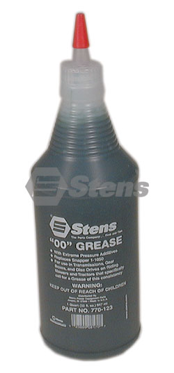 770-123-SN  Snapper Rear End Grease Replaces 11050 / 61017 / 7061017