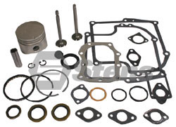 785-568-BR  7 and 8 hp Briggs Overhaul Kit  Includes Piston, Rings, Valves, Gaskets and Seals.