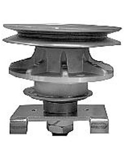 82-010-AR 044 Ariens 40 inch spindle assembly. Not offered by Ariens as a complete assembly. Fits most 40 inch Decks.