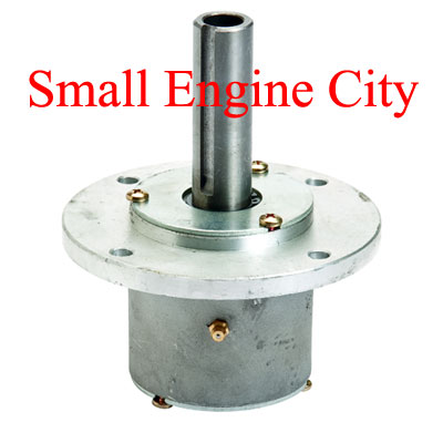 82-308-JD 049 Spindle Assembly    6-1/2 inch shaft length Fits 36, 40, 48, 52, and  61 inch decks