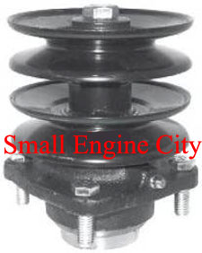 82-342-DI  047 Spindle Assembly For Center On 42 Inch Deck  Replaces Dixon 8399