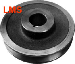 9262-EX 128 Pulley Replaces Exmark 1-323070