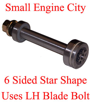 Poulan 532165482 Spindle Shaft