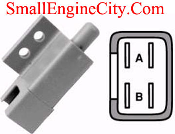 9659-GR 429 Interlock Switch Replaces Grasshopper 183894