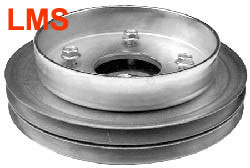 9751-EX 128 Pulley Replaces Exmark 1-322172