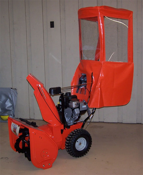Ariens Snowblower Cab
