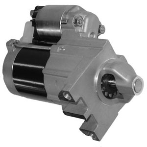 PET-1835 323 Starter fits Select GX610, GX620 and GX670 with a shift style starter solenoid
